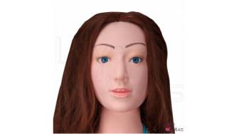 Test : poupée vibee-doll réaliste sophie