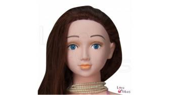 Test : poupée vibee-doll réaliste valérie