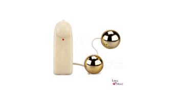 Test des boules de geisha métal deluxe vibrantes