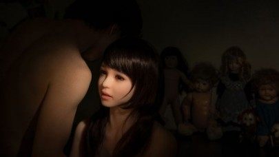June Korea – Un sex doll comme modèle photo