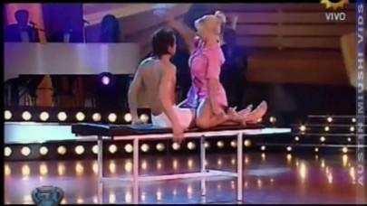 La version argentine de « Danse avec les stars » frôle la pornographie !